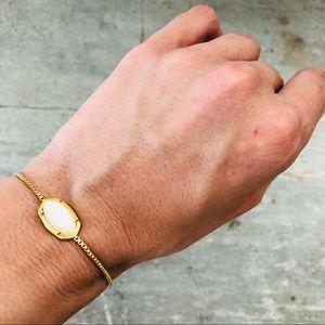 ♥️ Boho ♥️ Gold Stone Bracelet